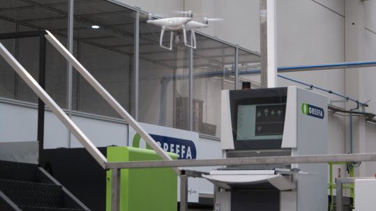 Vuelo de Drone - Micersa