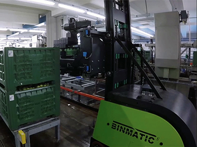 Binmatic - Greefa