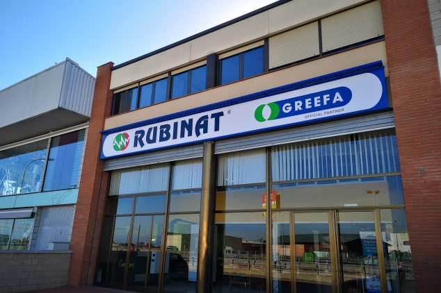 At Rubinat Electrónica Industrial we are official distributors of Greefa, a leader company in technologies for grading and packing fruit and vegetables.
